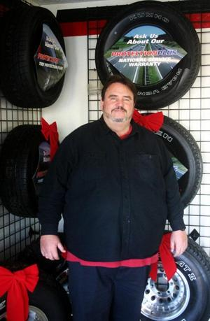 Lodian Dennis Cunnington explains how to get the most out of your tires