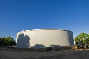 Lodi City Council gets first tour of water treatment plant