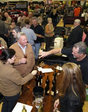 Lodi Spring Wine Show draws hundreds to weekend event