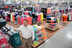 Lodi's Walmart Supercenter stocks up for grand opening