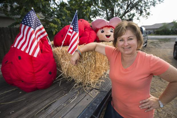 Tammi Balukoff shares what goes into creating parade floats