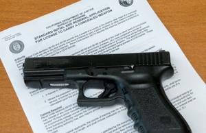 Concealed weapon permits reflect a patchwork of standards in California