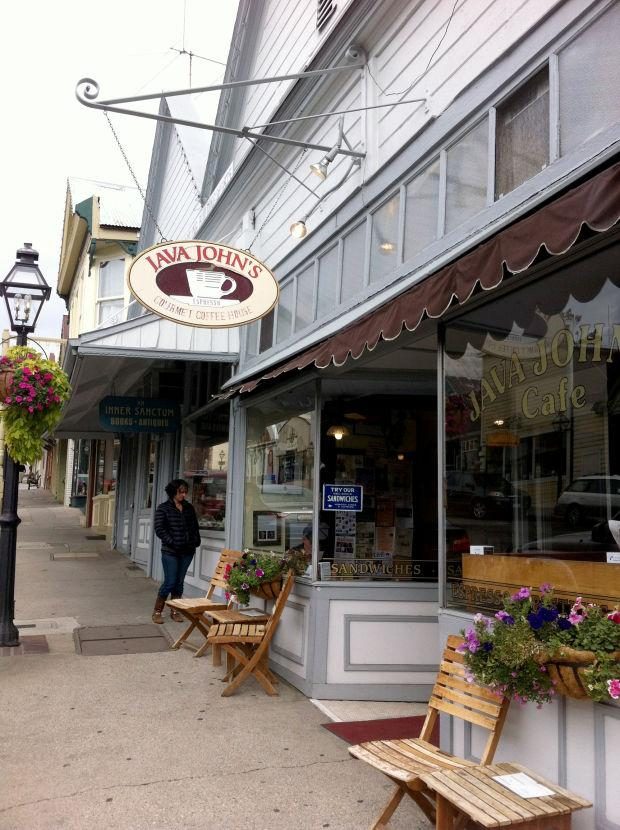 A perfect day in Nevada City