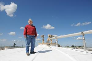 Karen Honer works to keep Lodi's water clean