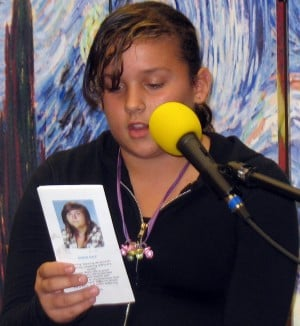 Teen poetry showcased at Lodi Library
