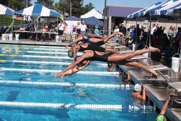 Lodi Swim Club hosts Mel Enze Memorial meet