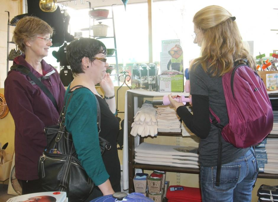 Some Lodi stores see big returns; others quiet