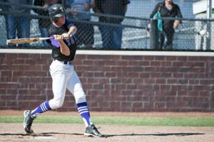 Baseball: Tigers open league play with rout of Rams