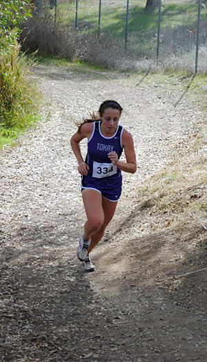 Tokay's Haley Kroll, Zack Leffler headed to state meet