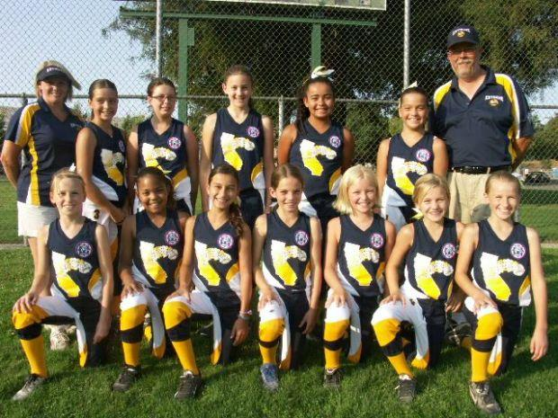 Lodi Extreme 10 and under All Star Team