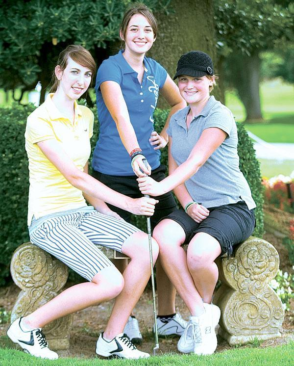 Lodi Flames girls golf team primed for another championship run