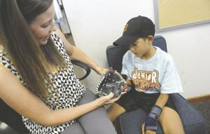 Youth baseball: Nerve disorder can't stop Junior Giants player