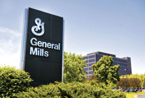 General Mills has seen ups and downs during past year