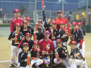 Lodi Reds 12U Champions