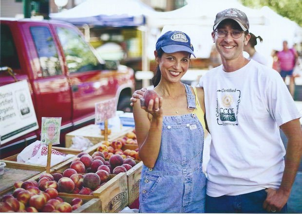 Go organic with Linden's Ferrari Farms