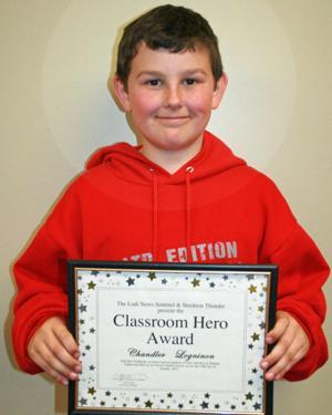 Joe Serna Charter School names Classroom Heroes