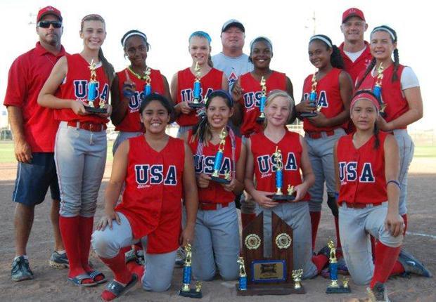 USA Elite 12U win NSA State Championship