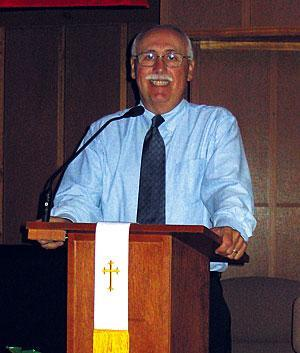 Rev. David Hill named to Hall of Fame for his work with Breakthrough Project