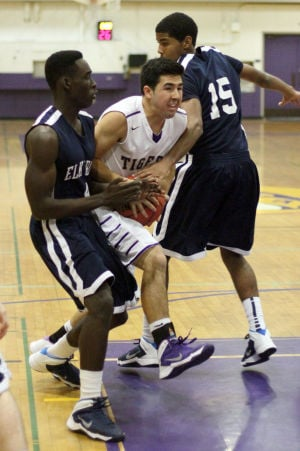 Boys basketball: Flames top Delta Kings in foundation game