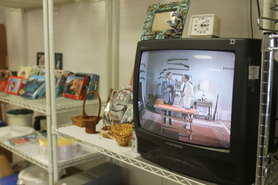 Some Galt thrift stores irked by state requirements for selling TVs, jewelry