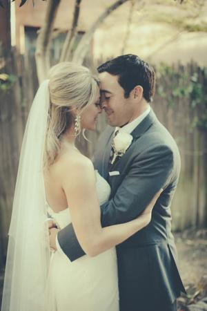 Matthew Fortayon and Kimberly Phelps were married at Wine and Roses
