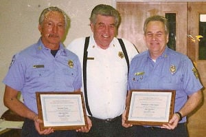 Woodbridge remembers former Fire Chief Henry Wright