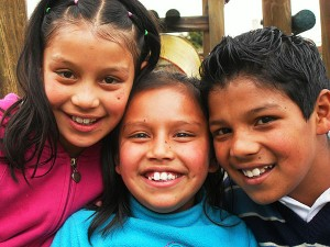 Columbian orphans visit Lodi in hopes of finding permanent families