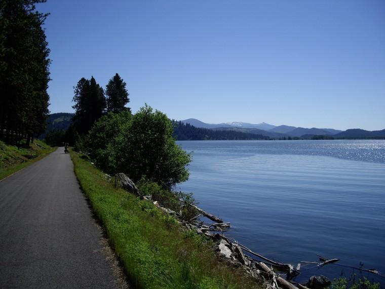 Adventure Cycling Asso Relaxed Bike Tour - Idaho