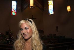 Local parishioner designs stained glass windows