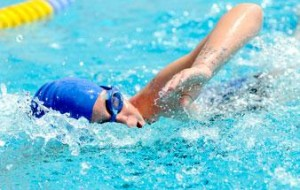 Tritons win 4th straight Lodi City Summer League swimming title; Knierim sets 3 records