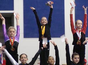 Lodi's Lxana DeGrandmont continues golden ways