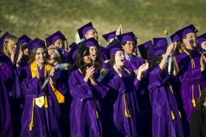 Tokay High School graduates look toward the future