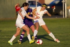 Flames, Tigers play to stalemate in girls soccer for second consecutive year