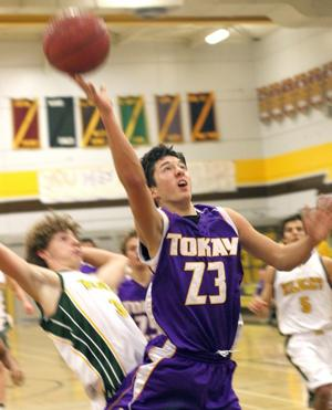 Scoring drought dooms the Tokay Tigers in boys basketball