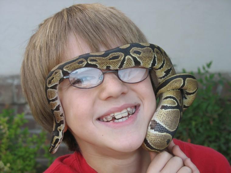 I Love My Snake!