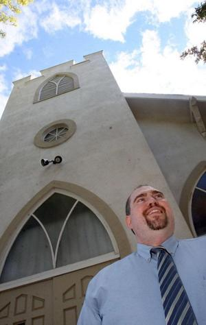 Guy Marquardt settles in at Eastside Lutheran church