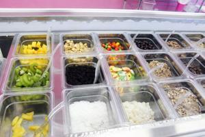 Lodi's Yogurt in Love offers 21 flavors and coffee, too
