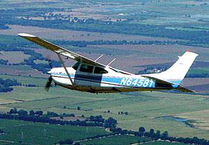 Mystery planes continue to circle over Lodi