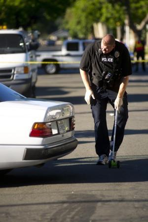 Eastside attack: 2 suspected gang members shot, injured