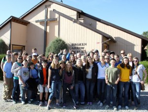 New Mexico mission trip gives Lodi students new perspective
