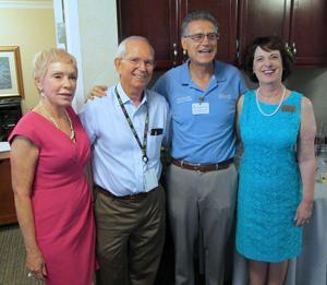 Fairmont Rehabilitation Hospital director retires after 25 years