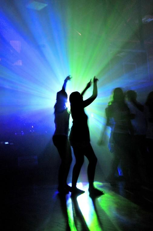 Student-run dance parties becoming popular