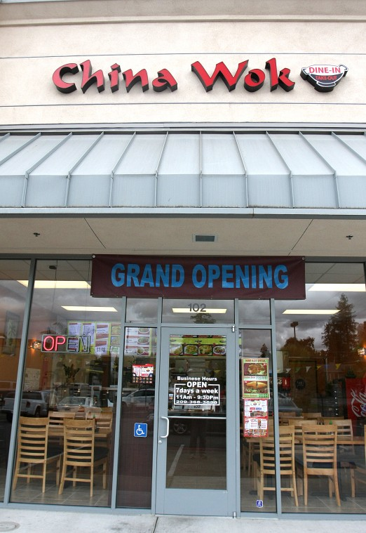 Have fresh Chinese favorites for lunch or dinner at Lodis China Wok
