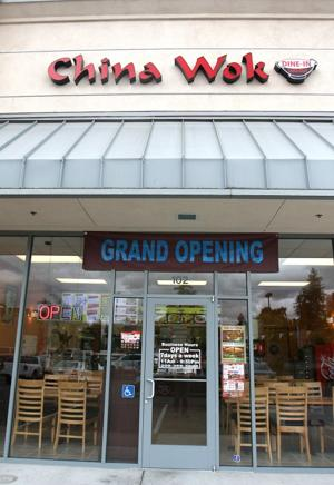 Have fresh Chinese favorites for lunch or dinner at Lodi's China Wok