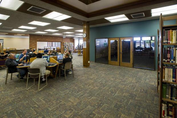 Donation-funded Lodi Public Library renovations nearly complete
