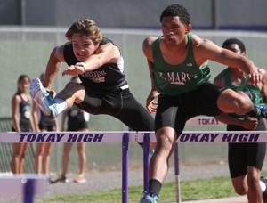 Boys track and field: Rams top Tigers
