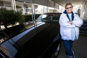 Acampo woman wins Dodge Charger in church raffle