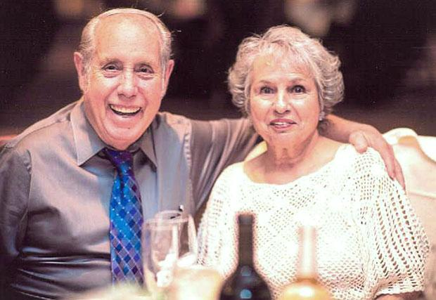 John and Rosalie Atwood celebrate 50 years of marriage