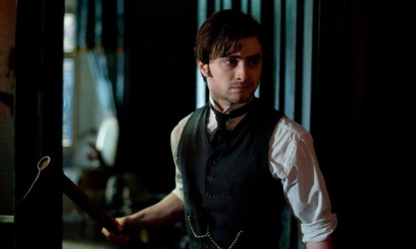 'Woman in Black' is a crafted horror flick