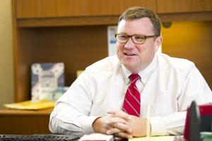 New Galt high school district superintendent settling in